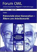 Potenziale von Älteren am Arbeitsmarkt