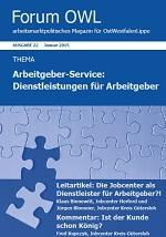 Arbeitgeber-Service: Dienstleistungen für Arbeitgeber