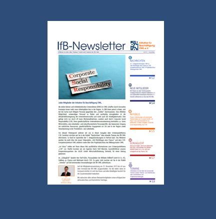IfB-Newsletter 03-15