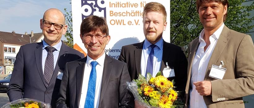 25. Mitgliederversammlung der Initiative für Beschäftigung OWL e. V.