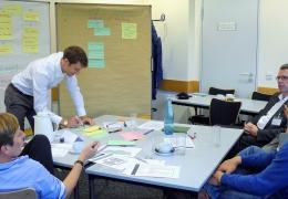 """Workshop """"Steigerung der Arbeitgeberattraktivität im Kontext von CSR"""""""