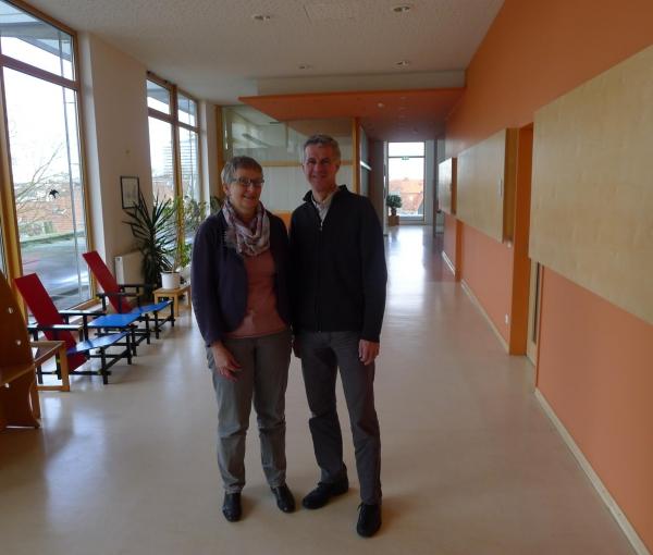 Schule und Berufsvorbereitung für junge Flüchtlinge im BAJ e. V. und am Berufskolleg am Tor 6