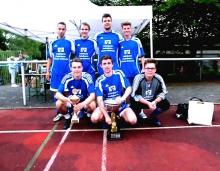 Die Volksbank Paderborn-Höxter-Detmold eG gewinnt den 8. Toleranz-Cup in Detmold