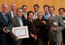 Böllhoff und SC electronic service gewinnen ersten CSR-Preis OWL