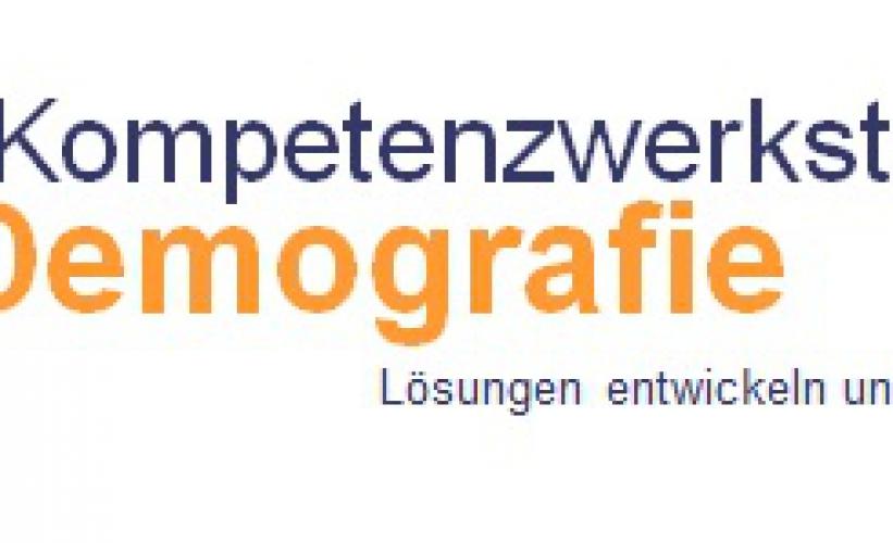 Kompetenzwerkstatt Demografie diskutiert Betriebliches Gesundheitsmanagement 50+