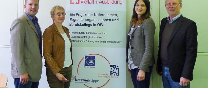 Berufsorientierung für junge Menschen mit Migrationshintergrund