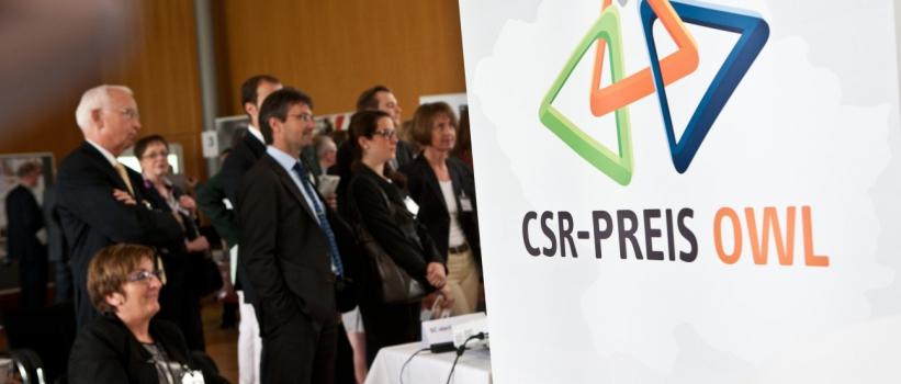 Preisverleihung CSR-Preis OWL 2016